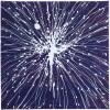 Purple Skies White Star