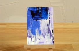 Abstract miniature art