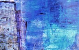 Figurative abstract modern art