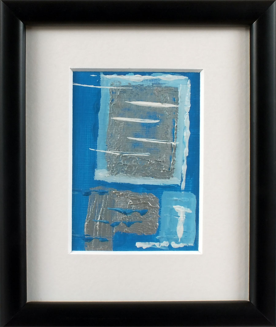 Blue-white-and-silver-abstract-aceo-art