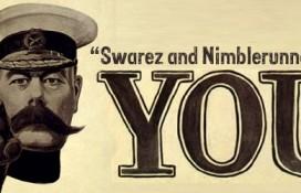 Swarez and Nimblerunner Need You!