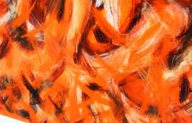 Abstract Art 'Uriel'