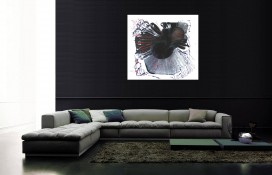 Original Modern Abstract Paintiing For Sale