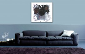 Modern Abstract Oil Based Painting